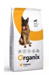 Organix Adult Dog Large Breed Chicken сухой корм для собак крупных пород